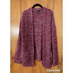 Rue 21 sweater cardigan size medium